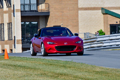 2020 July Pitt Race TNiA Red Miata 2