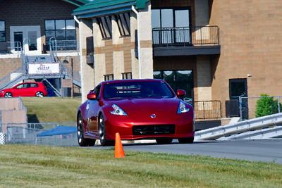 2020 July Pitt Race TNiA Red NISSAN