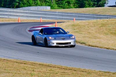 2020 July Pitt Race TNiA Silver Vette