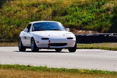 2020 July Pitt Race TNiA White Miata