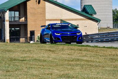 2020 SCCA TNiA Aug19 Blu Camaro Wing