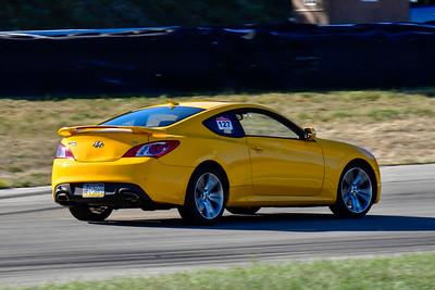 2020 SCCA TNiA Aug19 Yellow Hyundai