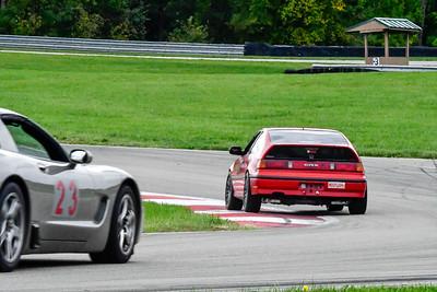 2020 SCCA TNiA Sep30 Pitt Race Red Honda CRX