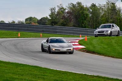 2020 SCCA TNiA Sep30 Pitt Race Silver Vette 711