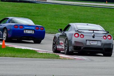 2020 SCCA TNiA Sept 30 Pitt Race Int Blu Vette