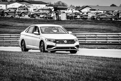 2020 SCCA TNiA Sept 30 Pitt Race White Jetta New