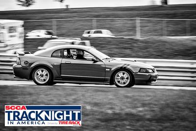 2020 SCCA TNiA Sept 30 Pitt Race Int Green Mustang-41