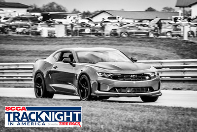 2020 SCCA TNiA Pitt Race Sep30 Nov Blu Camaro