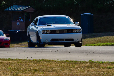 2020 July 29 TNiA White Dodge Challenger
