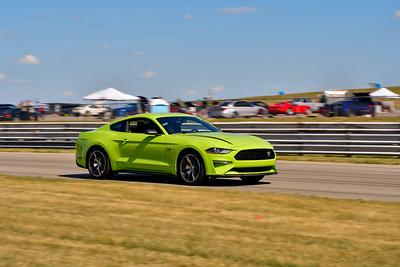2020 July 29 TNiA Interm Lt Green Mustang