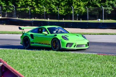 2020 MVPTT Green Porsche Green Wing