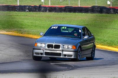2020 MVPTT Orange Silver BMW 3 242