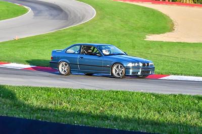 2020 MVPTT Teal BMW M3