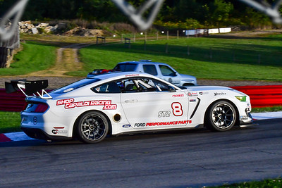 2020 MVPTT MO White Mustang GT4 8