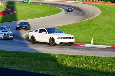 2020 MVPTT White Mustang