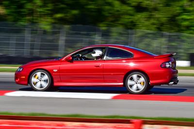 2020 MVPTT MO Nov Red Pontiac GTO