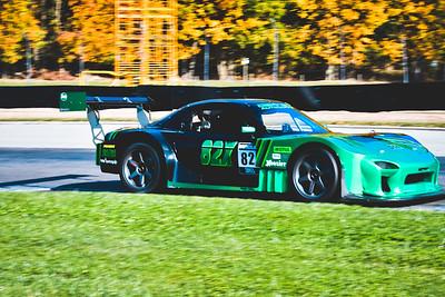 2020 OVR TrackDay MO Green Blk Mazda 827