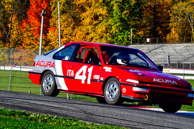 2020 OVR TrackDay MO Red Acura 41