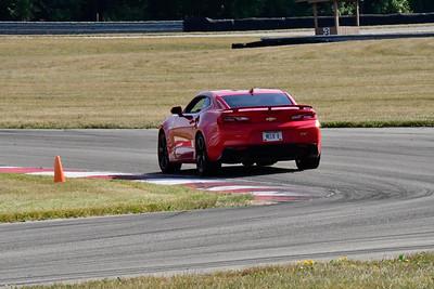 2020 July Pitt Race TNiA Adv Red Camaro