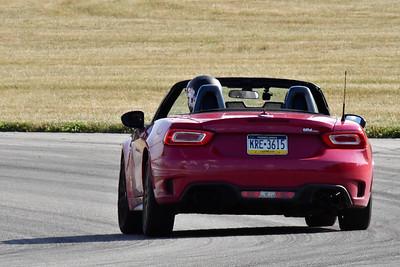 2020 July Pitt Race TNiA Interm Red Fiat 124