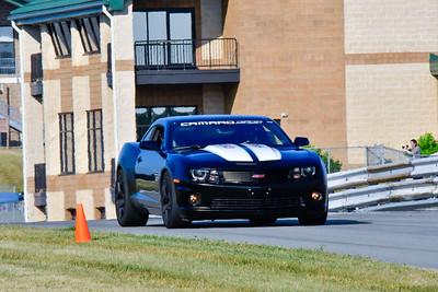 2020 July Pitt Race TNiA Blk Camaro 2