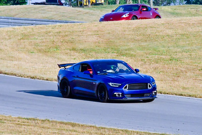 2020 July Pitt Race TNiA Blu Mustang Wing