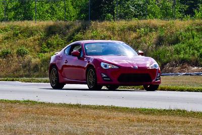 2020 July Pitt Race TNiA Red Twin