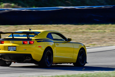 2020 SCCA TNiA Aug19 Yellow Camaro G1 Wing