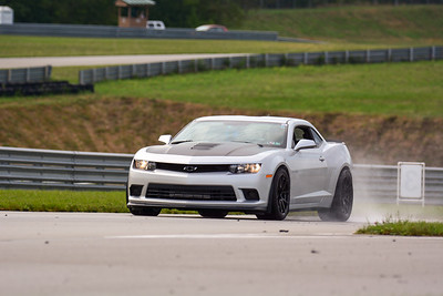 2020 SCCA TNiA Pitt Race Sept2 Adv Silver Camaro