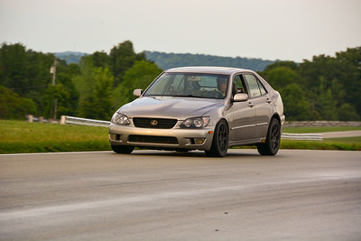 2020 SCCA TNiA Pitt Race Sept2 Int Silver Lexus