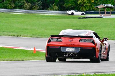 2020 SCCA TNiA Sep30 Pitt Race Copper Vette