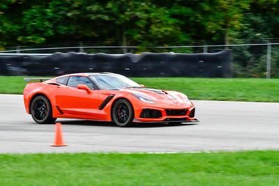 2020 SCCA TNiA Sep30 Pitt Race Orange Vette Wing