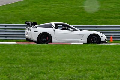 2020 SCCA TNiA Sep30 Pitt Race White Vette Aero