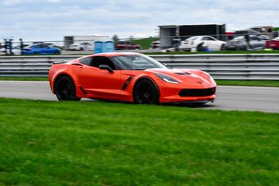 2020 SCCA TNiA Sep30 Pitt Race Orange Vette Spoiler