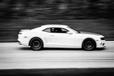 2020 SCCA TNiA Sep 30 Pitt Race Int White Camaro