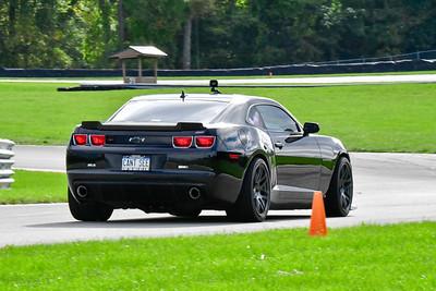2020 SCCA TNiA Sep30 Pitt Race Blk Camaro