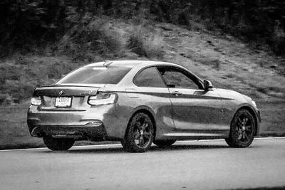 2020 SCCA TNiA Sept 30 Pitt Race Blu BMW