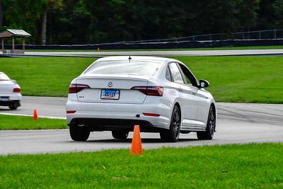 2020 SCCA TNiA Sept 30 Pitt Race White Jetta New