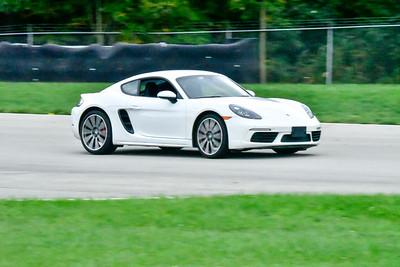 2020 SCCA TNiA Sept 30 Pitt Race White Porsche Cayman