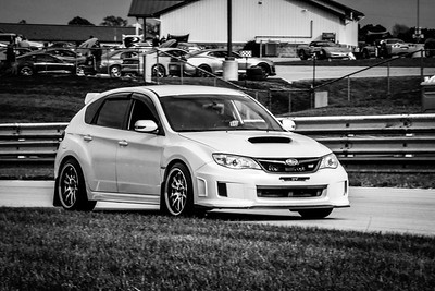 2020 SCCA TNiA Sept 30 Pitt Race White Subi STi