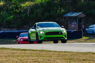 2020 July 29 TNiA Nov Lt Green Mustang