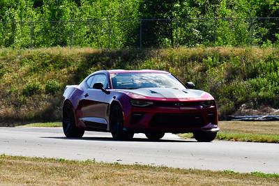 2020 SCCA TNiA July 29 Pitt Race Adv Burgandy Camaro