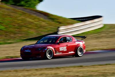 2020 SCCA TNiA July 29 Pitt Race Adv Red RX8