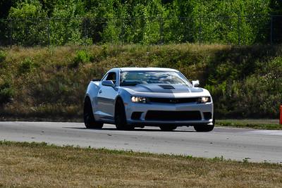2020 SCCA TNiA July 29 Pitt Race Adv Silver Camaro