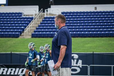 Photo Credit: 7/16/2020; Annapolis, MD, USA; Training Camp Day 1 - at Navy Marine Corps Memorial Stadium. Mandatory Photography Credit: Anne Evans