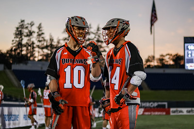 7/18/2020; Annapolis, MD, USA; Outlaws vs. Hammerheads - at Navy Marine Corps Memorial Stadium. Mandatory Photography Credit: Anne Evans