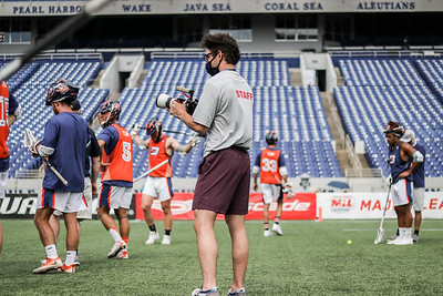 7/20/2020; Annapolis, MD, USA; Bayhawks vs Cannons - at Navy Marine Corps Memorial Stadium. Mandatory Photography Credit: Anne Evans