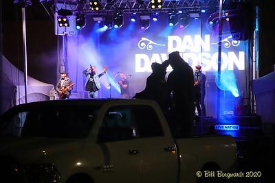 Dancing in the pickup - Dan Davidson - Drive-In 9-20 445
