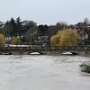 Welsh Bridge, Shrewsbury 4pm. 17-2-20.