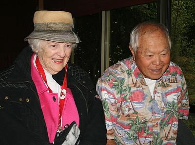 Kay & Llewellyn Leong